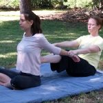 Jacksonville Thai massage rowboat posture