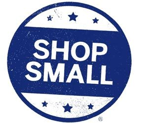 Shop Small--Small Business Saturday